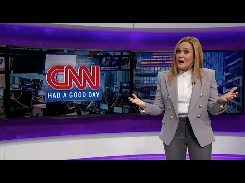 CNN Had It In Them the Whole Time Full Frontal with Samantha Bee TBS