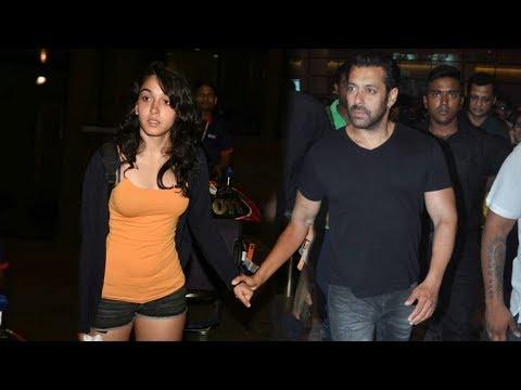 Xxx Mp4 Salman Khan And Aamir Khan S Daughter Ira Khan Funny Moment At Charity Football Match Organised 3gp Sex