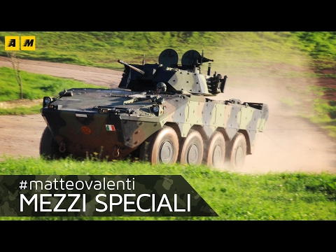 IVECO Freccia VBM 8X8 e 27 TON. Difesa ASSOLUTA Esercito Italiano 4K