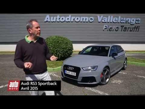 Audi RS 3 Sportback 2 2015 essai AutoMoto