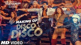 Disco Disco Song Making   A Gentleman - Sundar, Susheel, Risky   Sidharth, Jacqueline   Sachin-Jigar