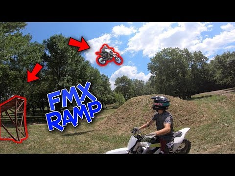 Best MX Day EVER | Hit the Freestyle Jump (SCARY)
