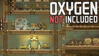 Oxygen Not Included - Ep. 1 - Thermal Expansion Update! - Let