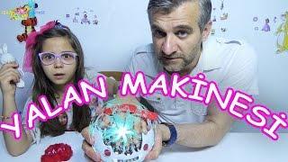 YALAN MAKİNESİ ile RESMEN ÇARPILDIK - Eğlenceli Çocuk Videosu - Funny Kids Videos