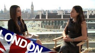ENTREVISTA: Michelle Rodríguez!  Fast 6, Vin Diesel, y Ser Mujer Latina!