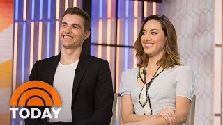 Dave Franco And Aubrey Plaza Talk About Their New Film 'The Little Hours' | TODAY
