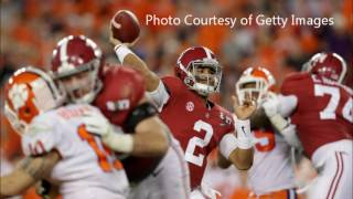 David Morris talks about Jalen Hurts and the Manning Passing Academy