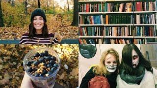 HAFTALIK VLOG: halloWIEN, kütüphane, ikea