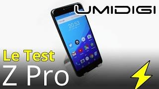 UMIDIGI Z Pro : Le test rapide et complet en français ! (fr)