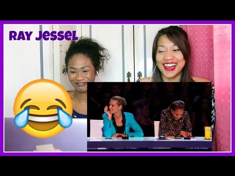 Ray Jessel-The Penis Song Audition America's Got Talent 2014 | Reaction