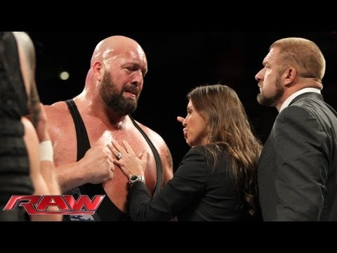 Xxx Mp4 Daniel Bryan Vs The Big Show Raw Sept 2 2013 3gp Sex