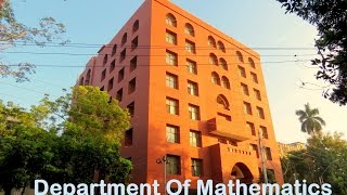 Dhaka University  Students Life in Mathematics Department