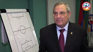Խինես Մելենդես. «Հայկական ֆուտբոլը մեծ ներուժ ունի»