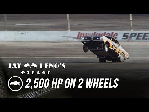Jay Leno Goes 2 500 HP on 2 Wheels Jay Leno's Garage