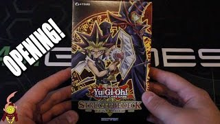 YUGIOH! YUGI MUTO STRUCTURE DECK OPENING 2016! NEW ELECTRO MAGNET WARRIORS! WOO! (TCG)