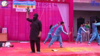 Mujhe dushman ke bacho ko padhana hai (pakistan school attack theme) by Rahul kamra 8058516534