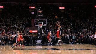 Kawhi Hits Game Winner with 6 Seconds Left | 12.02.16