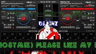 Atat vs. Biglang Liko - Ron Henley  feat. Muriel & Pow Chave (Dj Ainzx GhostMix)