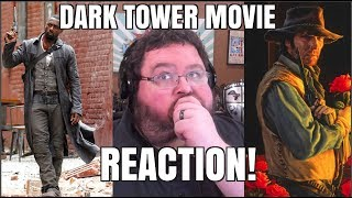 The Dark Tower Movie Controversy! - Reaction to the trailer!
