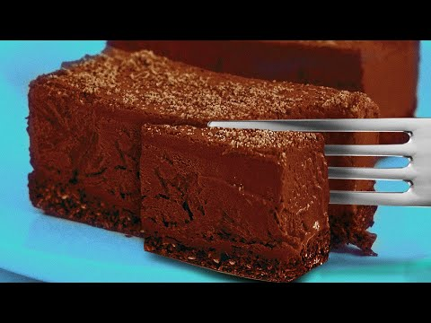 38 BEST CHOCOLATE RECIPES YOU`VE EVER SEEN