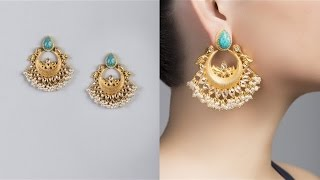Top 10 earings Design 2017 | Best earing Designs for Bridal || Fashion Parlour