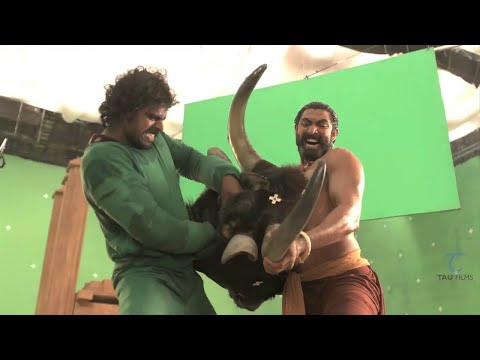 Xxx Mp4 Making Of Bahubali VFX Bhallaladeva's Rana Bull Fight Sequence VFX Breakdown HD 720p 3gp Sex