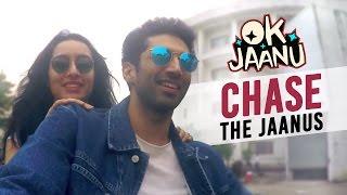 OK Jaanu - Aditya Roy Kapur & Shraddha Kapoor bike ride in Mumbai live on GoPro! #ChaseTheJaanus