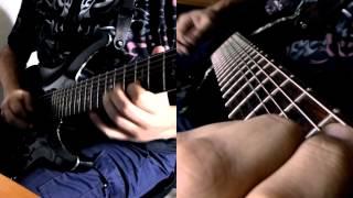 Joe Satriani  A Door Into Summer Full Guitar Cover  Backing Track New Album 2013