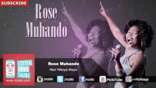 Heri Wenye Moyo | Rose Muhando | Official Audio
