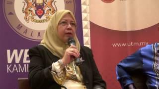 Ucapan Y Bhg  Prof  Datuk Dr  Asma Ismail QS World Ranking