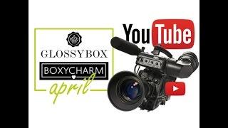 Sephora & Ulta Haul + Anti-Aging Chat +April 2017 Boxycharm vs. Glossybox Unboxing