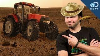 Can We Grow Plants on Mars?