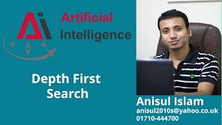 2. Depth First Search Bangla Tutorial (Part - 1)