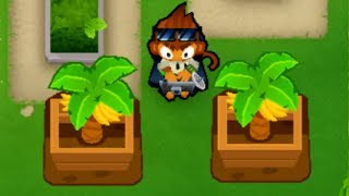 I Beat This Challenge Without Popping Bloons! (Bloons TD 6)
