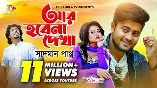আর হবেনা দেখা   Ar Hobena Dekha By Sadman Pappu   Anan Khan   New Song 2019