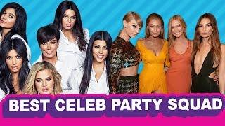 Taylor Swift vs Kardashians: Best Celeb Party Squad (Debatable)