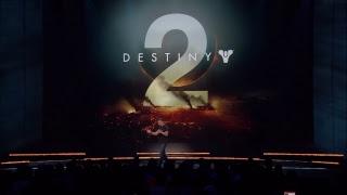 Прямая трансляция с премьерного показа игрового процесса Destiny 2 (США)