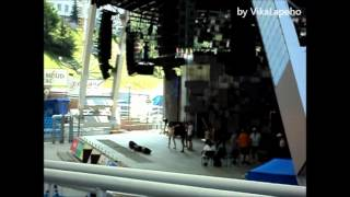 Sergey Lazarev - Electric Touch / Moscow to California (rehearsal)