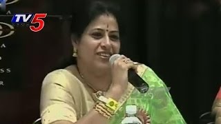 Actress Sudha reveals Her Beauty secret | NATA 2014 Celebrations : TV5 News