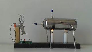 Free Energy Steam Generator