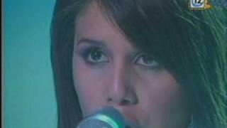 Fabiola - Por ti volaré - Final Desafío de Estrellas