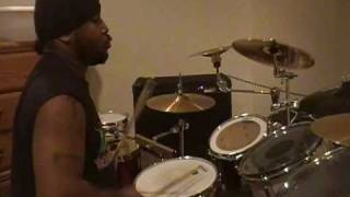 Keri Hilson - How does it feel Drum Cover (Krash).MP4
