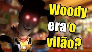 Woody era o vilão? A história original de Toy Story