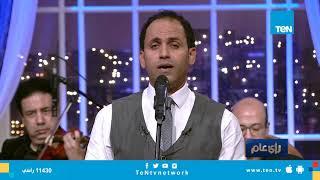 """أغنية """"على رمش عيونها"""" يؤديها المطرب ياسر سليمان بصوت طربي أصيل"""