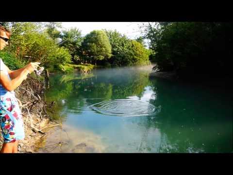 рыбалка в абхазии на горных реках