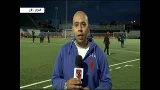 كريم أحمد يطمئن جماهير الأهلي علي اللاعبين واخر استعدادات الأهلى لمباراة سطيف