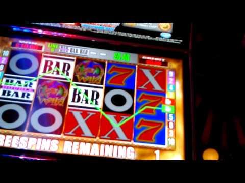 fruit machine Action bank 25 free spins shanklin I.O.W arcade 2015