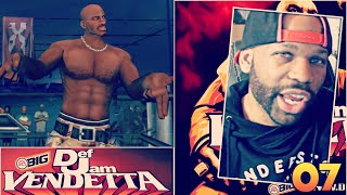 Def Jam Vendetta Walkthrough Gameplay Part 7 - DMX and Then a 3 vs. 1 WTF!