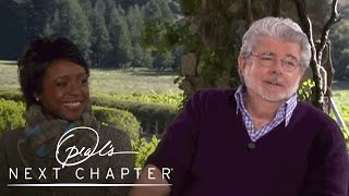 First Look: George Lucas On His Relationship | Oprah's Next Chapter | Oprah Winfrey Network