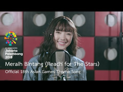 Download Meraih Bintang (Reach for The Stars) - Official 18th Asian Games Theme Song by Jannine Weigel free